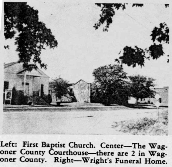 Coweta Court House