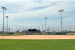 Coweta Baseball Field - Outfield
